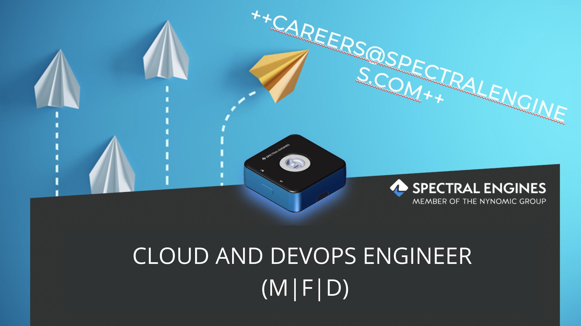Cloud and DevOps Engineer (M|F|D)