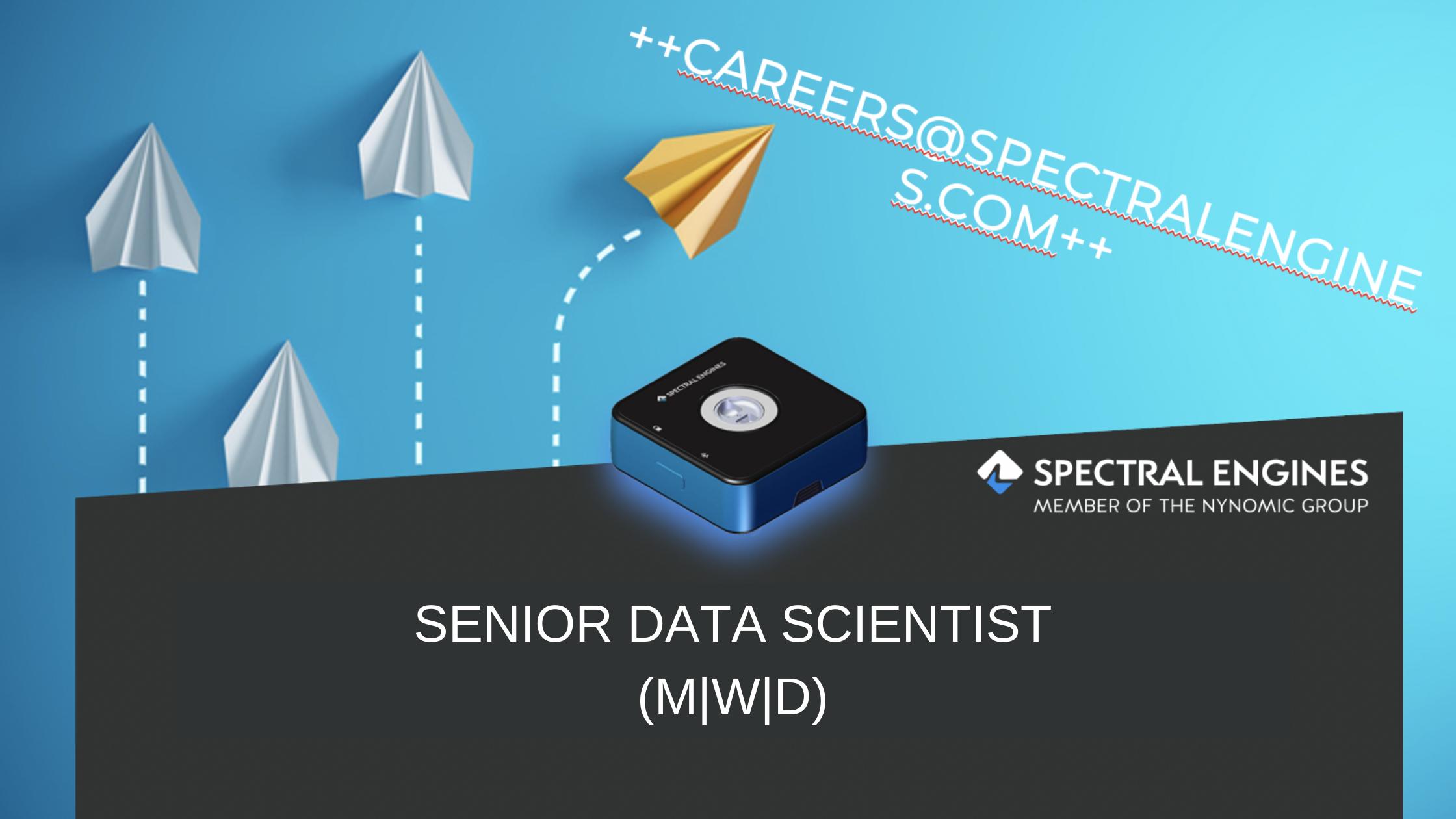 Senior Data Scientist (m|w|d)
