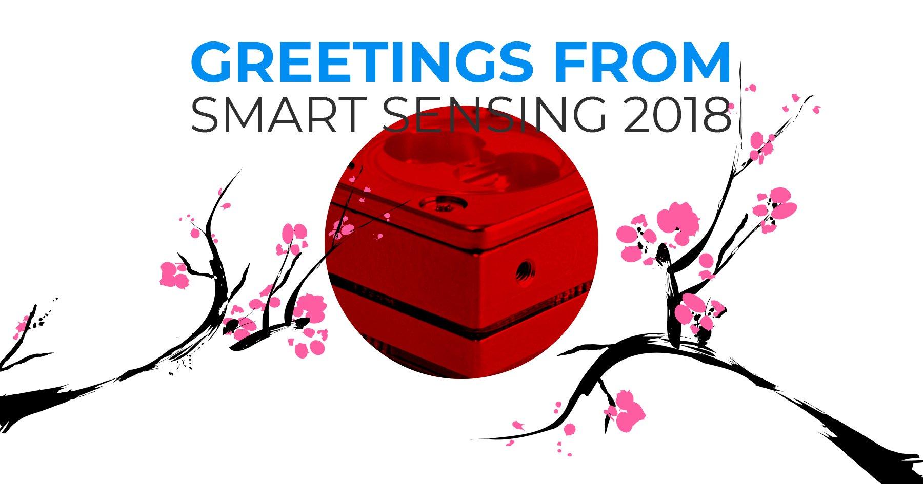 Smart Sensing conference 2018 in Tokyo