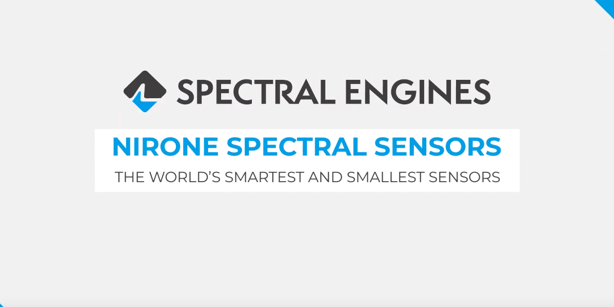 NIRONE Sensor X video